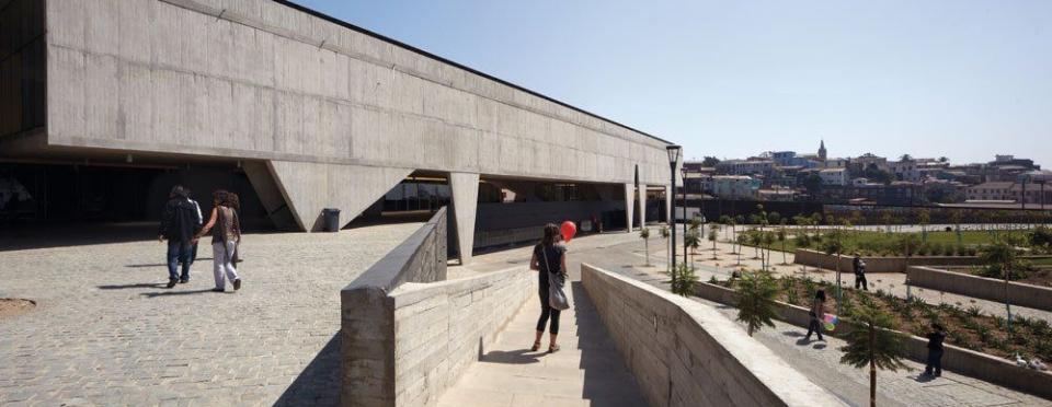 Parque Cultural de Valparaiso