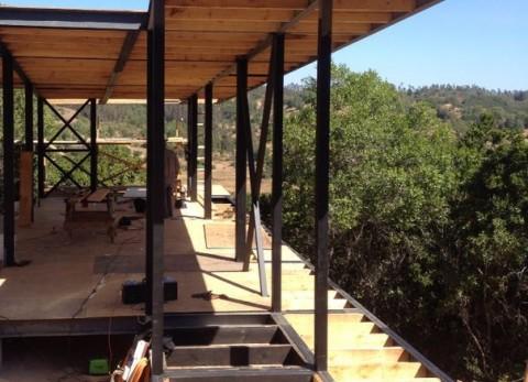Estructuras metálicas y de madera